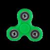 Спінер (fidget spinner) - пластиковий з підшипниками