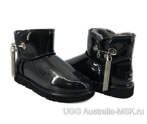 UGG & Jimmy Choo Mini  Black