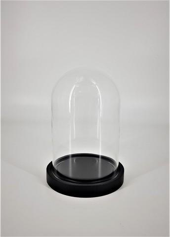 Стеклянная колба (Колпак, клош, купол, ваза, цилиндр) 10*15 см