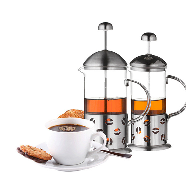 Френч-пресс Lunai Tea and Coffee Maker, 1л