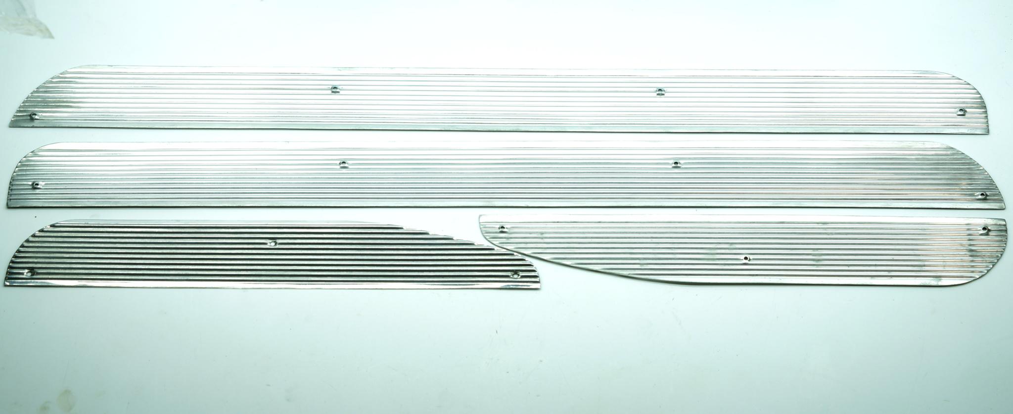 Накладки на внутреннюю обшивку дверей ГАЗ 21 Волга