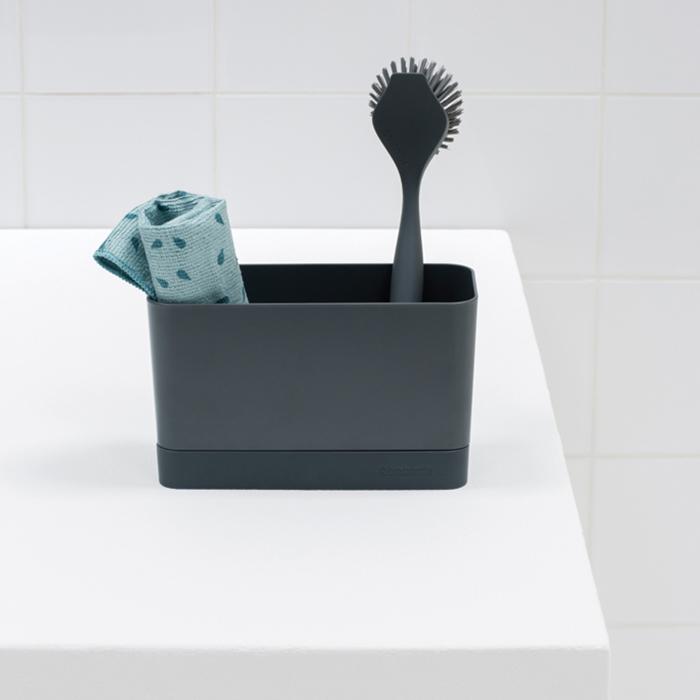 Органайзер для раковины, Темно-серый, арт. 117503 - фото 1