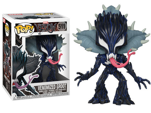 Venomized Groot Funko Pop! || Грут-Веном