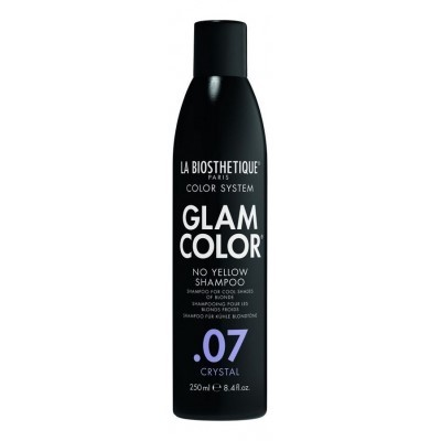 La Biosthetique Glam Color No Yellow Concept: Шампунь для окрашенных волос (Shampoo .07 Crystal), 250мл