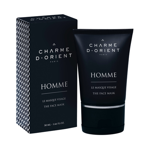 CHARME D'ORIENT | Маска для лица для мужчин (мужская линия) / HOMME - Le masque visage, (50 мл)