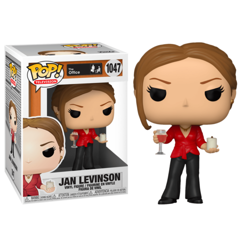 Jan Levinson 1047 Office Funko Pop! || Джен Левинсон