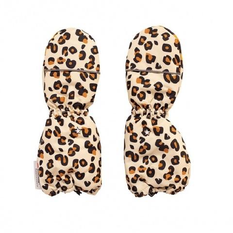 Варежки WeeDo Leo (леопард)
