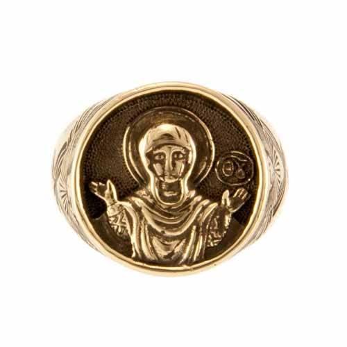 Кольца Богородица Знамение Оранта перстень с узором. RH_00886-min.jpg