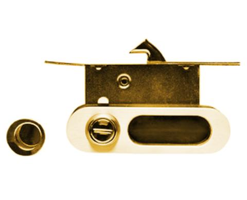 Ручка для раздвижных дверей C замком A-K01/02-V2II