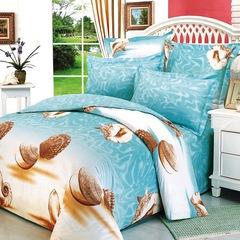 Сатиновое постельное бельё  1,5 спальное Сайлид  В-15