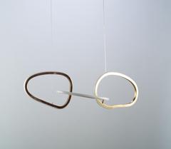 светильник Unfolded Hanging RING 3