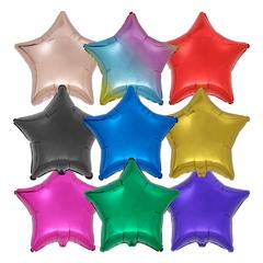 Воздушный шар звезда (44см)