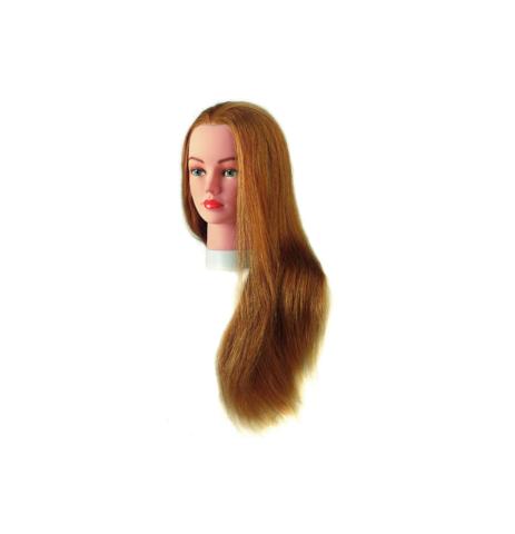 Тренировочный макет JULIE с натуральными волосами 55/60 см