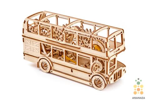 Лондонский автобус (Wooden City)