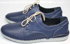 Летние туфли с перфорацией Komcero 9Y8944-106.