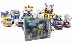 Конструктор RoboRobo RoboKids (комплект)