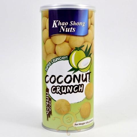 Арахис в хрустящей кокосовой глазури Khao Shong, 120г