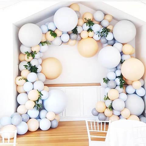 Свадебная арка Невесомость