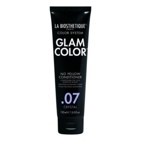 La Biosthetique Glam Color No Yellow Concept: Кондиционер для окрашенных волос (Conditioner .07 Crystal), 150мл