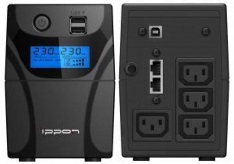 ИБП Ippon Back power Pro II 600 (1030300)