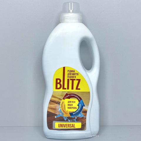 Средство для мытья пола Blitz Universal 1 л