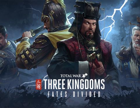Total War: THREE KINGDOMS - Fates Divided (для ПК, цифровой ключ)