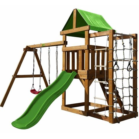 Babygarden Play 9 светло-зеленый - игровая площадка BG-PKG-BG25-LG