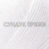 Пряжа GAZZAL BABY LOVE 1628 (Белый)