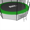 Батут Unix Classic 10 ft inside/outside с крышей