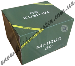Катушка с байтраннером Kaida MHR 02-40