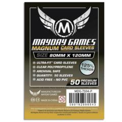 Протекторы для настольных игр Mayday Premium Magnum Dixit (80x120) - 50 штук