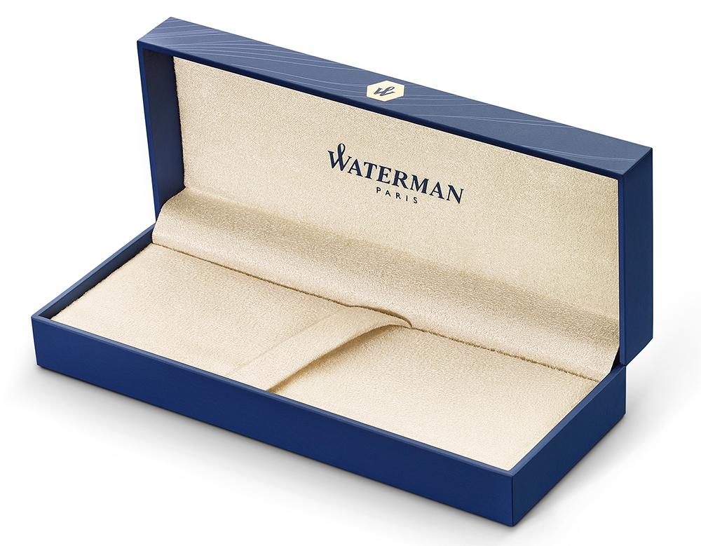 Waterman Hemisphere - Essential Bright Blue CT, ручка-роллер, F