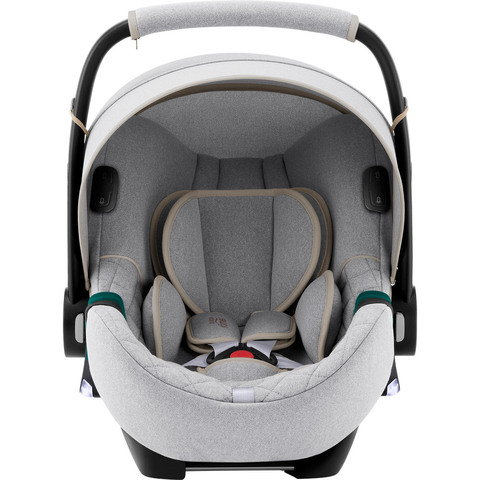 Автокресло Britax Roemer Baby-Safe iSense Nordic Grey