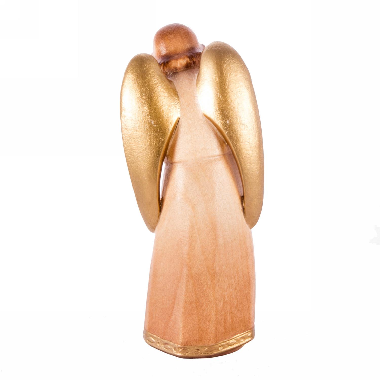 Ангел-хранитель с девочкой в стиле модерн