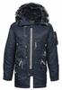 Куртка зимняя мужская Apolloget Sapporo (стал.синий - steel blue)