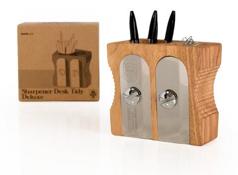 Органайзер для рабочего стола double sharpener