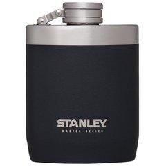 Фляга Stanley Master 0,23L черная нерж