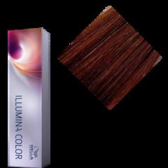 WELLA ILLUMINA COLOR 5/43 светло - коричневый красно - золотистый 60 мл