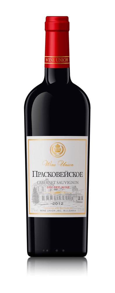 Прасковейское. Вино Каберне Совиньон. 0,75 л.