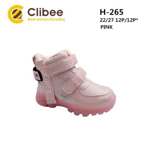 Clibee (зима) H265 Pink 22-27