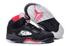 Air Jordan 5 Retro x Supreme 'Black/Fire Red'