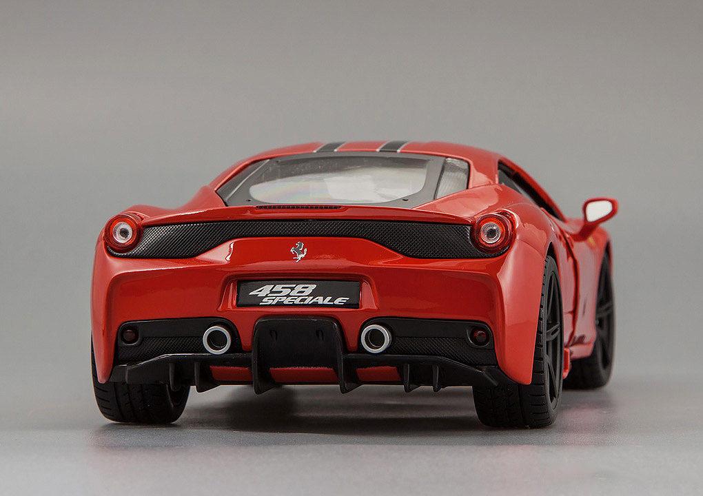 Коллекционная модель Ferrari 458 Speciale Coupe 2014 Red/Black