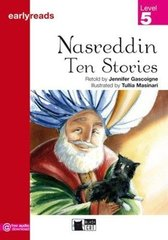 Nasreddin Ten Stories  Bk (Engl)