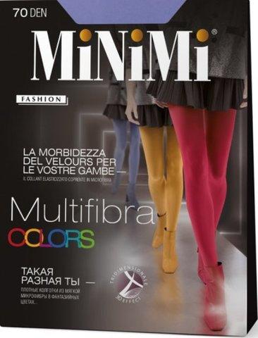 Multifibra Colors 70 MINIMI колготки