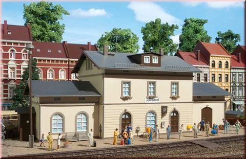 Вокзал «Flöhatal» (H0)