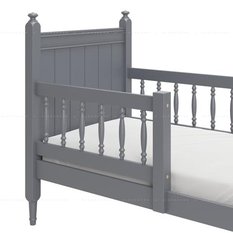 Короткий бортик для детской кровати