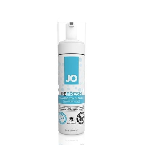 JO REFRESH, 207 ml Чистящее средство для игрушек