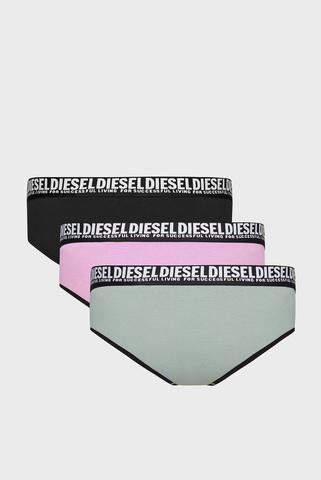 Женские трусики (3 шт) UFPN-OXY-THREEPACK UNDERPANTS Diesel