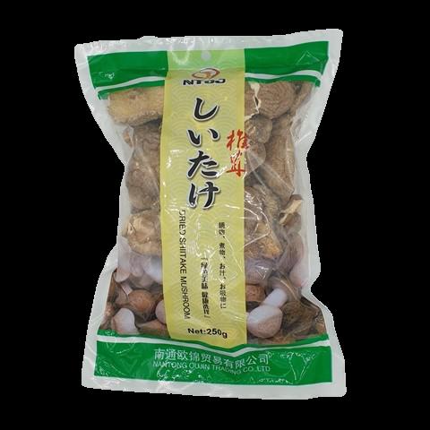 Грибы Шиитаке сушеные Namura, 250 гр