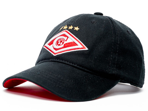 Бейсболка ФК Спартак (102312) фото 1